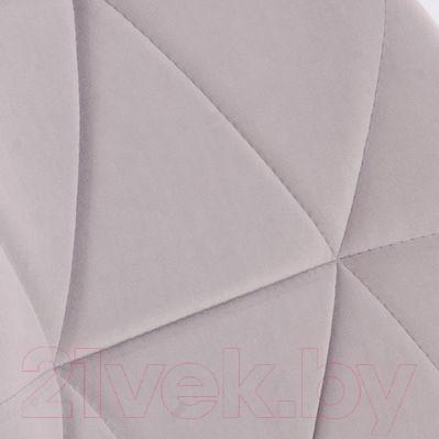 Стул Седия Rio (светло-серый велюр/бук)
