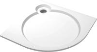 Душевой поддон Cezares Tray-S-R-100-550-56-W (100x100) -