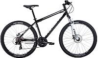 Велосипед Forward Sporting 27.5 2.0 Disc 2020 / RBKW0MN7Q022 (17, черный/белый) -