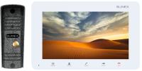 Видеодомофон Slinex ML-16HD + SM-07M (белый) -