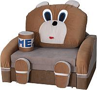 Кресло-кровать Мебель Холдинг Мишка с медом / 869 -