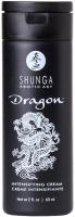 Лубрикант-крем Shunga Dragon возбуждающий для пар / 275200 (60мл) -