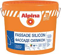 Краска Alpina Expert Fassade Silicon. База 1 (10л) -