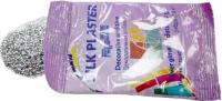 Блестки для жидких обоев Silk Plaster Точка (10гр, серебристый) -
