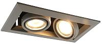 Точечный светильник Arte Lamp A5941PL-2GY -