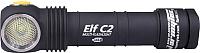 Фонарь Armytek Elf C2 Micro-USB XP-L + аккумулятор 18650 Li-Ion / F05101SC (белый) -