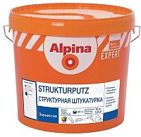 Штукатурка Alpina Expert Strukturputz K20. База 1 (16кг) -