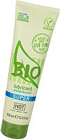 Лубрикант-гель HOT Bio Super на водной основе / 44172 (150мл) -
