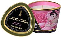 Эротическое массажное масло Shunga Aphrodisia роза / 274500 (170мл) -