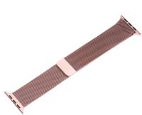 Ремешок для умных часов Evolution Milanese Loop AW40-ML01 для Watch 38/40mm (Rose Pink) -