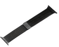 Ремешок для умных часов Evolution Milanese Loop AW44-ML01 для Watch 42/44mm (Black) -