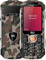 Мобильный телефон BQ Tank Quattro Power BQ-2817 (камуфляж) -