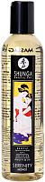 Эротическое массажное масло Shunga Serenity возбуждающее цветочный аромат / 271013 (250мл) -