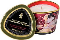 Эротическое массажное масло Shunga Romance клубника и шампанское / 274508 (170мл) -