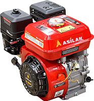Двигатель бензиновый Asilak SL-168F-SH25 -