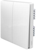 Умный выключатель Aqara Wall Switch Double Global / QBKG03LM -