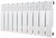 Радиатор биметаллический Halsen BS 350x80 (10 секций) -