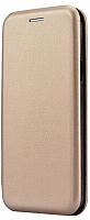 Чехол-книжка Case Magnetic Flip для Redmi 8 (золото) -