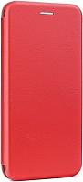 Чехол-книжка Case Magnetic Flip для Redmi 8 (красный) -