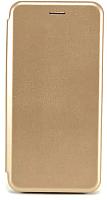 Чехол-книжка Case Magnetic Flip для Redmi Note 8 Pro (золото) -