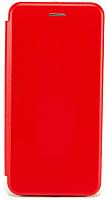 Чехол-книжка Case Magnetic Flip для Redmi Note 8 Pro (красный) -