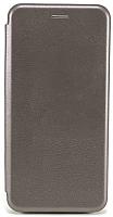 Чехол-книжка Case Magnetic Flip для Redmi Note 8 Pro (серый) -