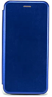Чехол-книжка Case Magnetic Flip для Redmi Note 8 Pro (синий) -