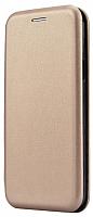 Чехол-книжка Case Magnetic Flip для Redmi Note 8 (золото) -