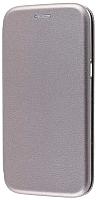 Чехол-книжка Case Magnetic Flip для Redmi Note 8 (серый) -