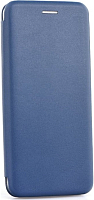 Чехол-книжка Case Magnetic Flip для Redmi Note 8 (синий) -
