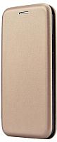 Чехол-книжка Case Magnetic Flip для Redmi Note 8T (золото) -