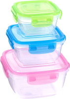 Набор контейнеров Starplast 94080 -