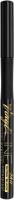 Подводка-фломастер для глаз LUXVISAGE Vinyl Line Ultra Black 24h Waterproof -
