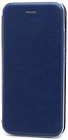 Чехол-книжка Case Magnetic Flip для Redmi 8 (синий) -