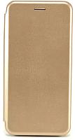 Чехол-книжка Case Magnetic Flip для Redmi 8A (золото) -