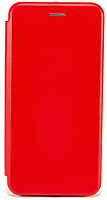 Чехол-книжка Case Magnetic Flip для Redmi 8A (красный) -