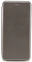 Чехол-книжка Case Magnetic Flip для Redmi 8A (серый) -