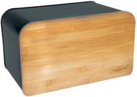 Хлебница Maestro MR-1770 (черный) -