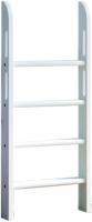 Лестница для кровати Мебельград Соня пакет №11 (массив сосны белый) -