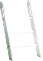 Лестница для кровати Мебельград Соня пакет №14 наклонная (массив сосны белый) -