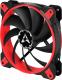 Кулер для корпуса Arctic Cooling BioniX F140 (ACFAN00095A) (красный) -