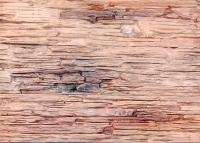 Декоративный камень Polinka Сланец саянский угловой элемент У0104Г (1шт, коричневый градиент) -