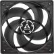 Кулер для корпуса Arctic Cooling P12 Silent (ACFAN00130A) (черный) -
