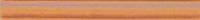 Бордюр Нефрит-Керамика Карандаш Gabriel / 13-01-1-01-41-15-1535-0 (150х16, коричневый) -
