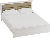 Каркас кровати Мебельград Элана 160x200 (бодега белая) -