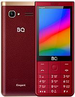 Мобильный телефон BQ Elegant BQ-3595 (красный) -