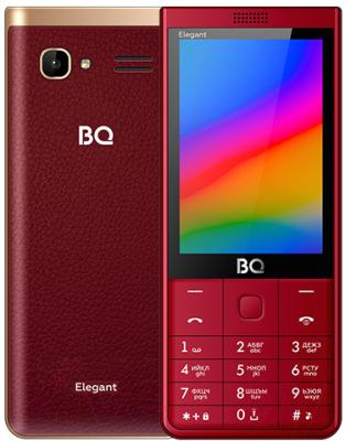 Мобильный телефон BQ Elegant BQ-3595 (красный)