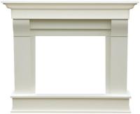 Портал для камина Смолком Albion V23 (белый/ваниль) -