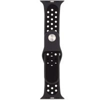 Ремешок для умных часов Evolution Sport Plus AW40-SP01 для Watch 38/40mm (Grey/Black) -