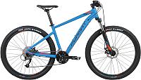 Велосипед Format 1413 27.5 2020 / RBKM0M67S014 (S, синий матовый) -